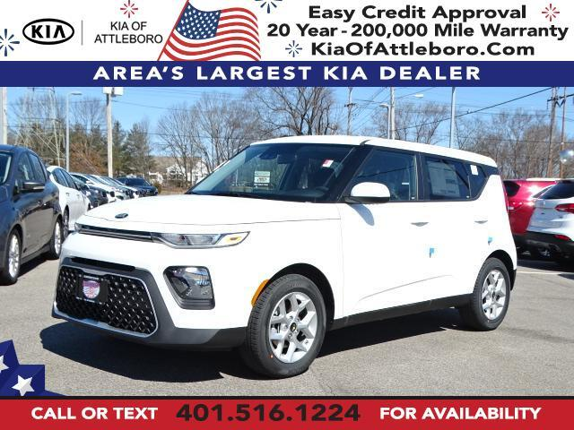 2020 Kia Soul S South Attleboro MA