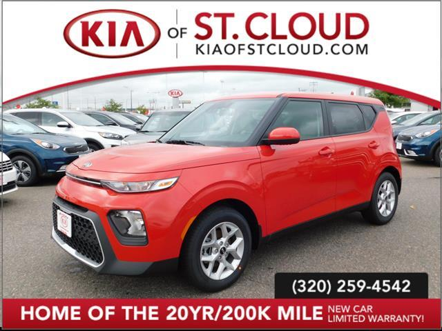 2020 Kia Soul S St. Cloud MN