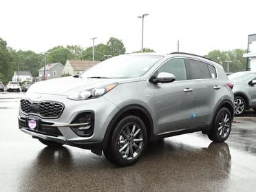 2020_Kia_Sportage__ South Attleboro MA