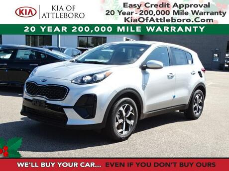 2020 Kia Sportage  South Attleboro MA