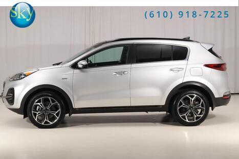 2020_Kia_Sportage AWD_SX Turbo_ West Chester PA