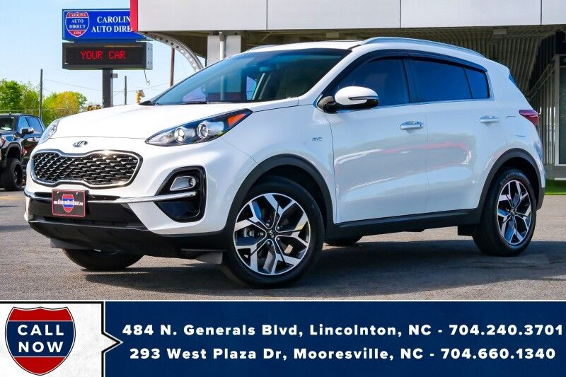 2020 Kia Sportage EX AWD w/ Heated Front Seats & Remote Start