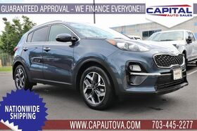 2020_Kia_Sportage_EX_ Chantilly VA