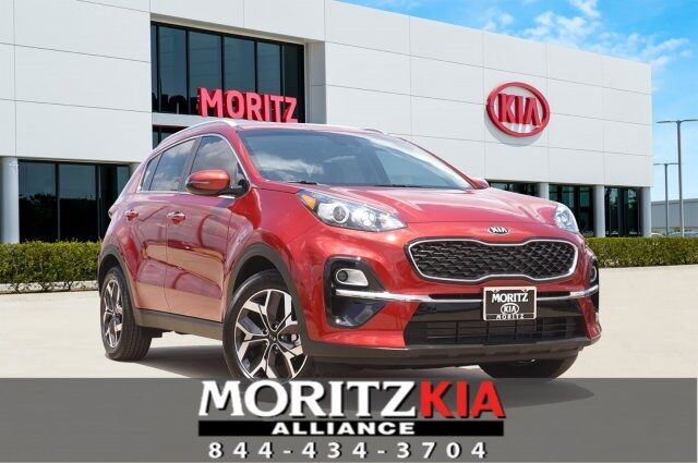 2020 Kia Sportage EX Fort Worth TX
