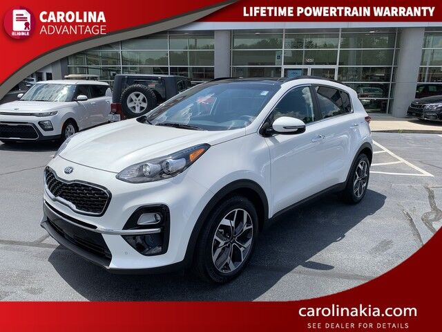 2020 Kia Sportage EX High Point NC