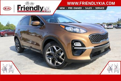 2020 Kia Sportage EX New Port Richey FL