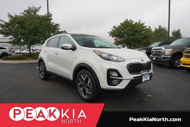 2020 Kia Sportage EX Windsor CO