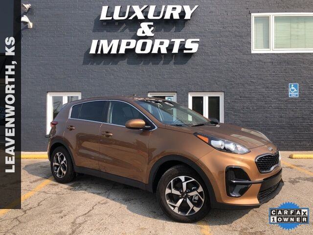 2020 Kia Sportage LX Leavenworth KS