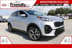 2020_Kia_Sportage_LX_ New Port Richey FL