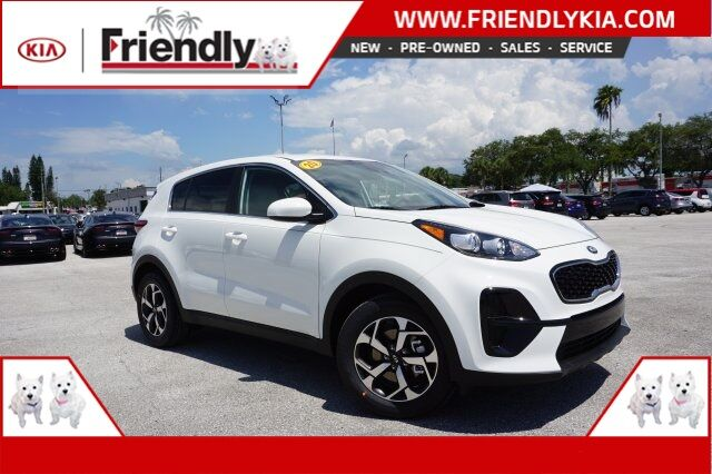 2020 Kia Sportage LX New Port Richey FL