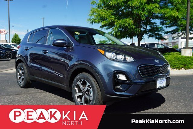 2020 Kia Sportage LX Windsor CO