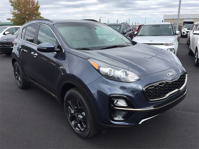 2020 Kia Sportage S AWD Evansville IN