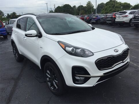 2020_Kia_Sportage_S AWD_ Evansville IN