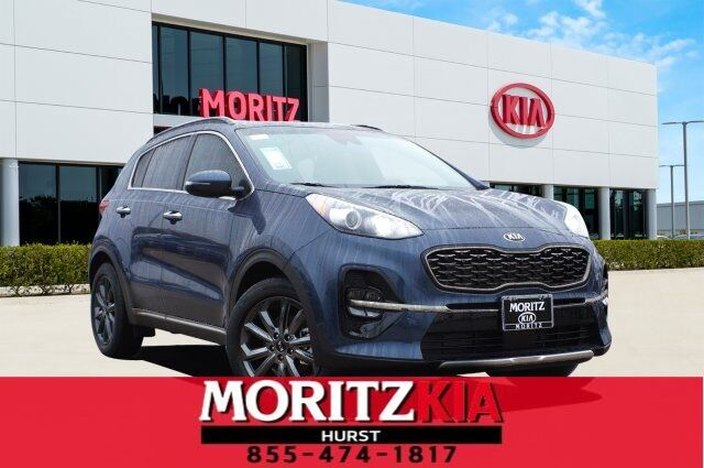 2020 Kia Sportage S Fort Worth TX