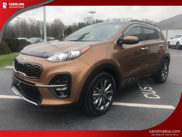 2020 Kia Sportage S High Point NC