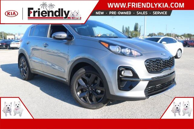 2020 Kia Sportage S New Port Richey FL