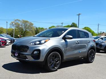 2020_Kia_Sportage_S_ South Attleboro MA