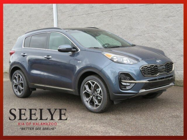 2020 Kia Sportage SX Battle Creek MI