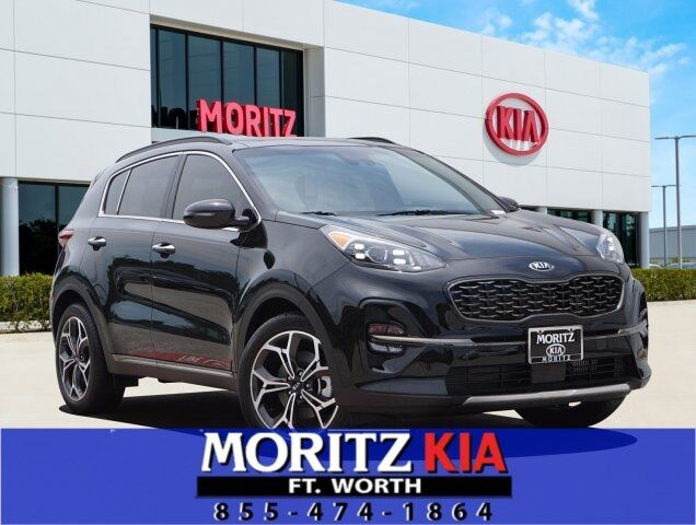 2020 Kia Sportage SX Fort Worth TX