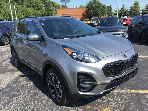 2020_Kia_Sportage_SX TURBO AWD_ Evansville IN