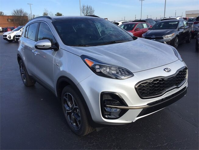 2020 Kia Sportage SX Turbo AWD Evansville IN