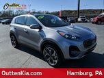 2020 Kia Sportage SX Turbo AWD
