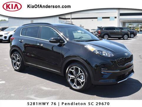 2020_Kia_Sportage_SX Turbo_ Greenville SC