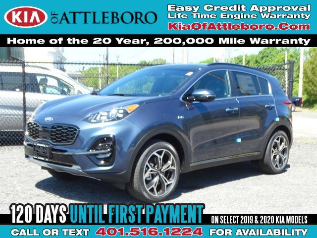 2020 Kia Sportage SX Turbo South Attleboro MA