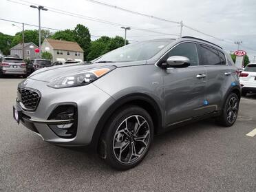 2020_Kia_Sportage_SX Turbo_ South Attleboro MA
