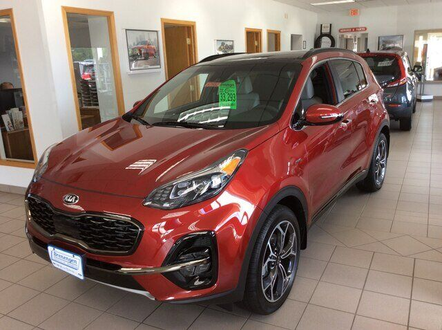 2020 Kia Sportage SX Turbo West Salem WI