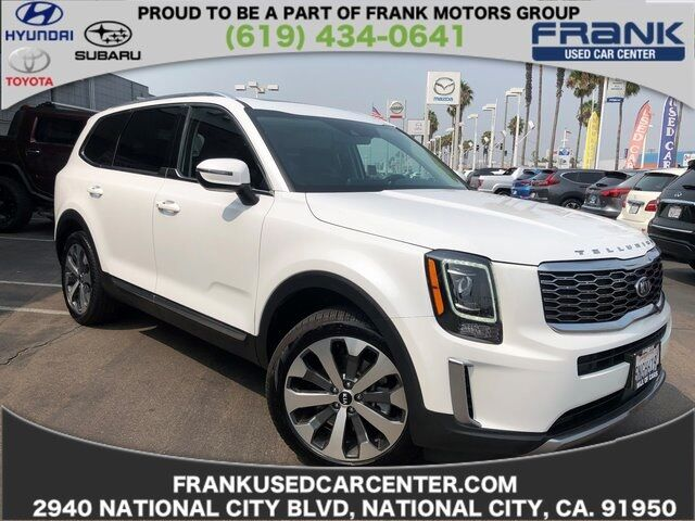 2020 Kia Telluride EX National City CA