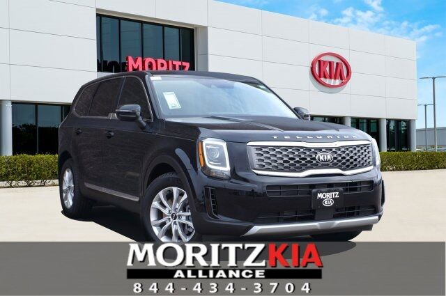 2020 Kia Telluride LX Fort Worth TX