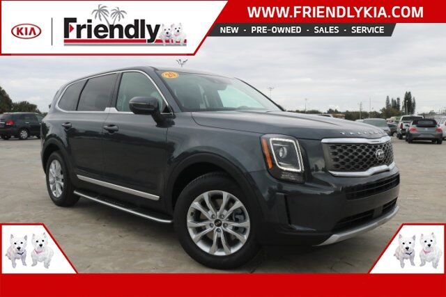 2020 Kia Telluride LX New Port Richey FL
