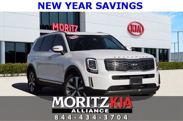 2020 Kia Telluride S Fort Worth TX