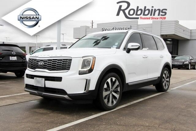 2020 Kia Telluride S Houston TX