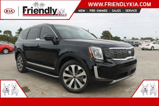 2020 Kia Telluride S New Port Richey FL
