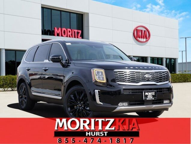 2020 Kia Telluride SX Fort Worth TX