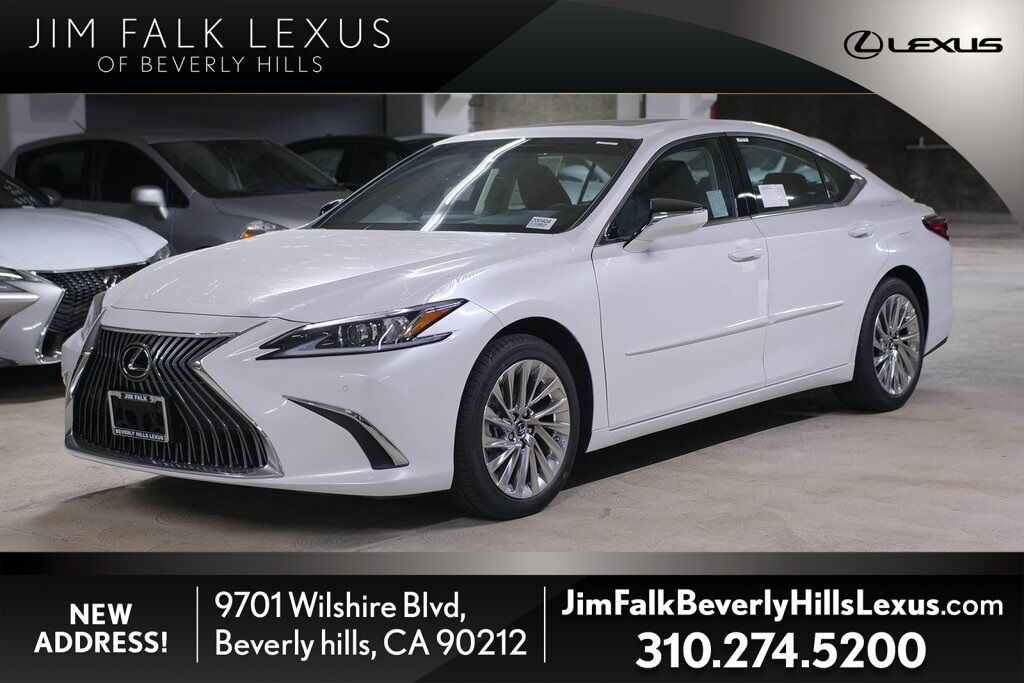 2020 LEXUS ES 350 Luxury Beverly Hills CA