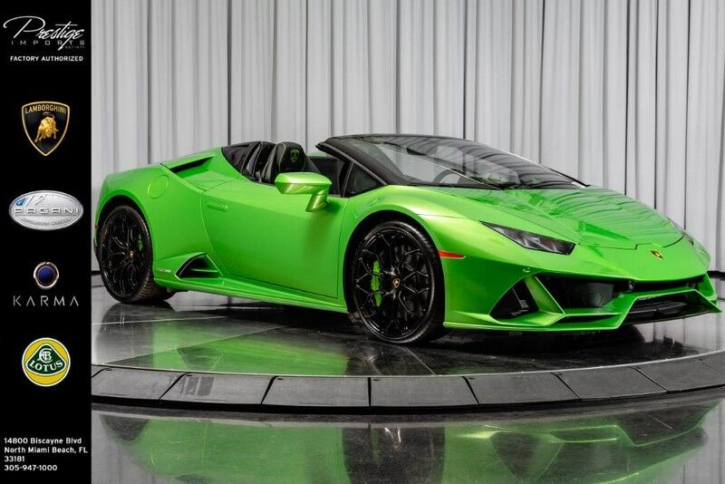 2020_Lamborghini_Huracan EVO__ North Miami Beach FL
