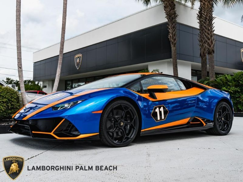 2020 Lamborghini Huracan EVO West Palm Beach FL