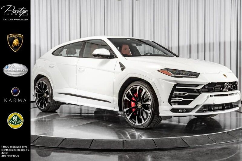 2020_Lamborghini_Urus__ North Miami Beach FL