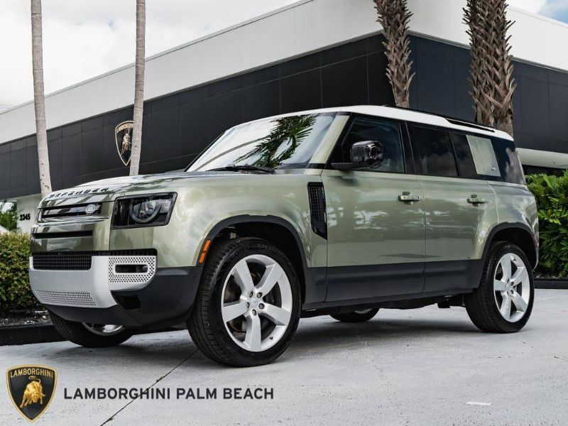 2020 Land Rover Defender HSE West Palm Beach FL