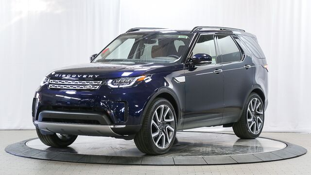 2020 Land Rover Discovery HSE Luxury Rocklin CA