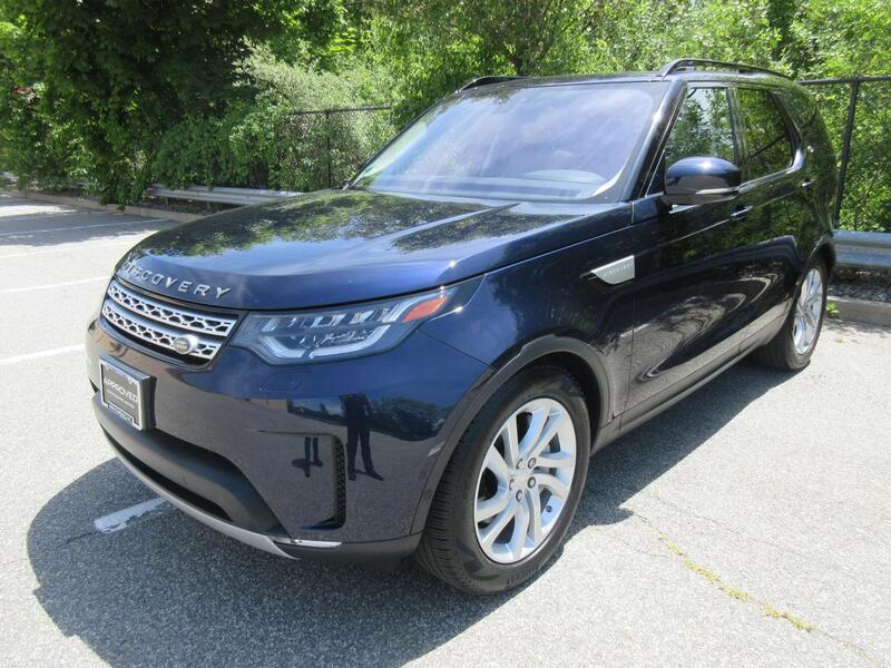 2020_Land Rover_Discovery_HSE_ Warwick RI