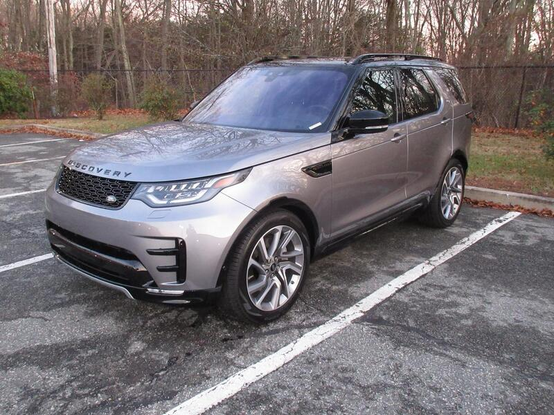 2020_Land Rover_Discovery_Landmark Edition_ Warwick RI