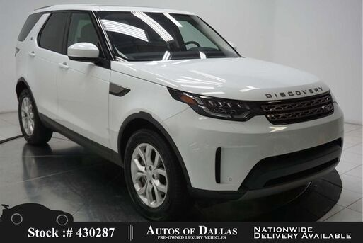 2020_Land Rover_Discovery_SE CAM,PANO,HTD STS,PARK ASST,BLIND SPOT_ Plano TX
