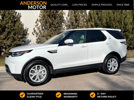 2020 Land Rover Discovery SE Salt Lake City UT