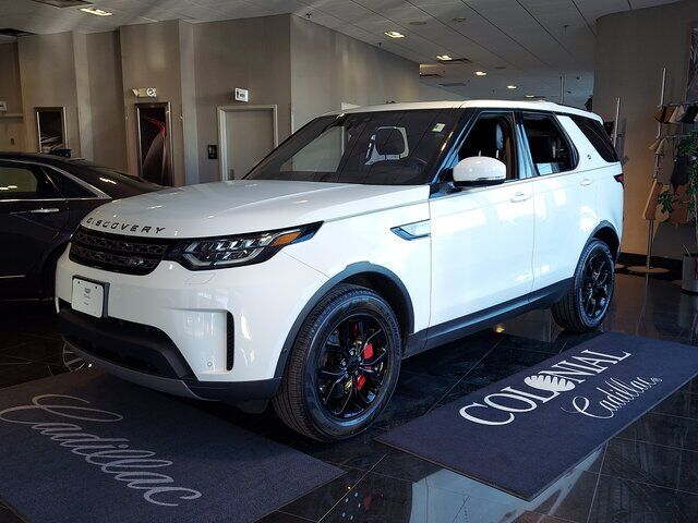 2020 Land Rover Discovery SE V6 Supercharged Woburn MA