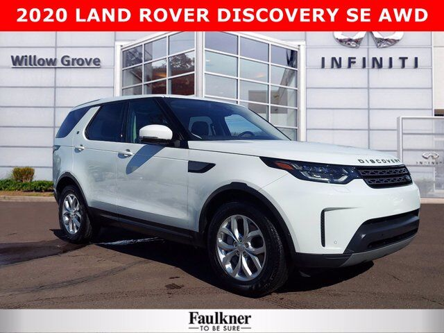 2020 Land Rover Discovery SE Willow Grove PA