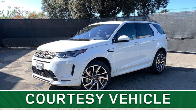 2020 Land Rover Discovery Sport HSE R-Dynamic Pasadena CA